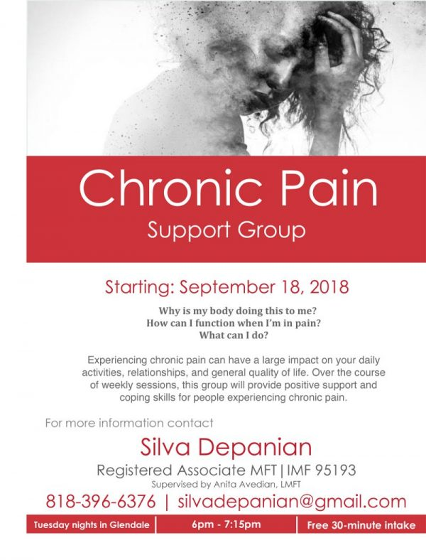 Chronic Pain Support Group