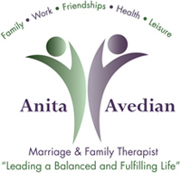 Anita avedian marriage & family therapist